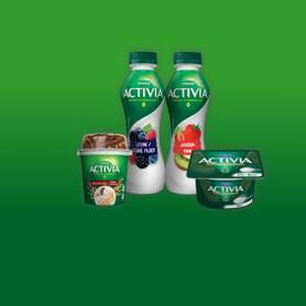 Voucher for Activia product