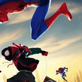 Spider-Man: Paralelní světy DABING