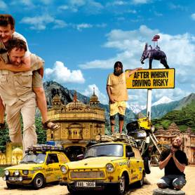 1+1 ticket for: Trabant: There And Back Again ČSFD