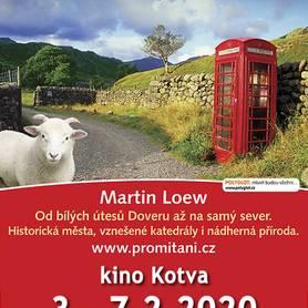 Anglie a Wales (diashow M. Loewa)